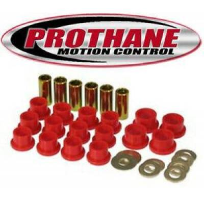 Prothane 4-301 1995-1999 Dodge Neon Rear Control Arm Bushing Kit Left Right Red