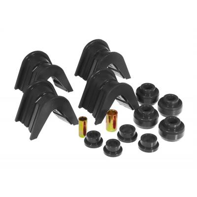 SUV Accessories - Prothane Motion Control - Prothane 6-1903-BL 66-79 Bronco F100 F150 2WD 4WD 7 Degree Offset C Bushings Kit