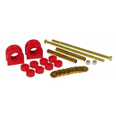 SUV Accessories - Prothane Motion Control - Prothane 7-1169 00-05 Tahoe Suburban Front Sway Bar End Link Bushing Kit 32mm