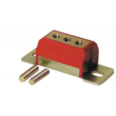 Transmission & Drivetrain - Transmission Mounts - Prothane Motion Control - Prothane 7-1604 Transmission Mount 1 or 2 Bolt Style 1958-02 TH350 TH400 GM Olds