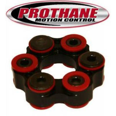 Car Accessories - Prothane Motion Control - 7-1650 C5 C6 97-09 Corvette Six Shooter Drive Shaft Coupler Polyurethane Poly