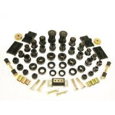 Prothane Motion Control - Prothane 7-2028-BL 1970-72 Camaro Firebird Total Suspension Bushing Kit Poly