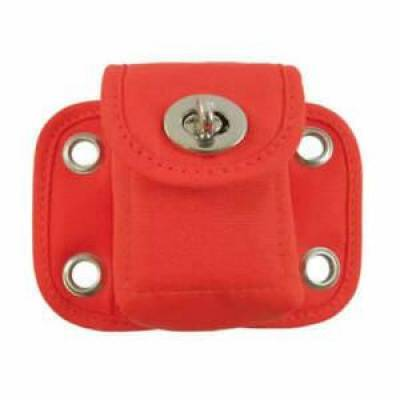 Safety & Seats - Raceceivers & Accessories - Raceceiver - RACEceiver Transponder Mounting Pouch Frame / Rollcage Mount