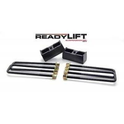 "ReadyLift - ReadyLift 66-3002 2.25"" Lift Block 1999-2018 Chevrolet Silverado/GMC Sierra 1500"