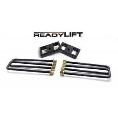"ReadyLift - ReadyLift 66-3111 1"" Lift Block 2011-2018 Chevrolet/GMC 2500/3500HD"
