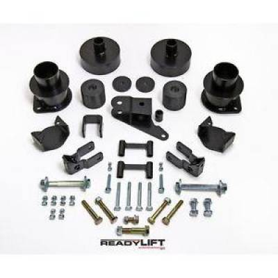 "ReadyLift - ReadyLift 69-6000 SST 3"" Lift Kit Without Shocks 2007-2018 Jeep Wrangler JK"