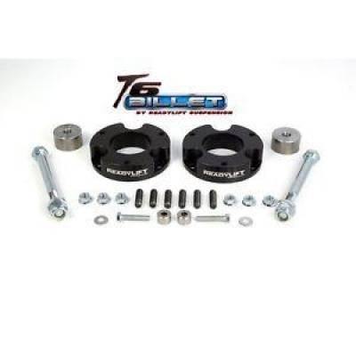 "ReadyLift - ReadyLift T6-5055-K 2.25"" T6 Billet Leveling Kit Black 2005-2018 Toyota Tacoma"