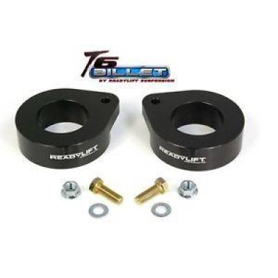 "ReadyLift - ReadyLift T6-6091-K 1.5"" T6 Billet Leveling Kit 2007-2018 Jeep Wrangler JK Black"
