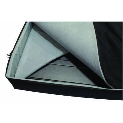 Rampage Products - Rampage 595001 Freedom Top Panel Storage Bag Black 2007-2018 Jeep JK Wrangler