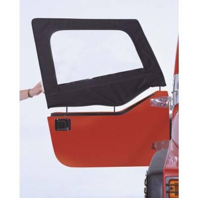 Rampage Products - Rampage 89835 Fully Assembled Door Skin/Frames Black Diamond 97-06 TJ Wrangler