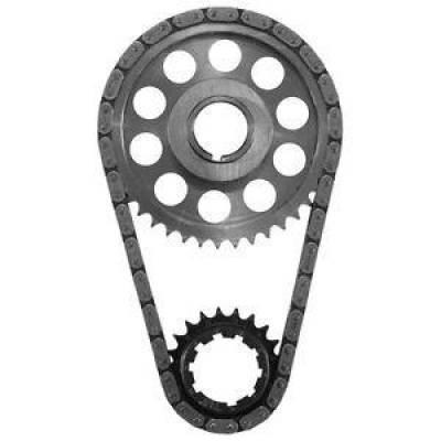 "SA Gear - Dynagear - SA GEAR 78512W-9 Gear Timing Set Pontiac V8.250"" Double Roller w Thrust Bearing"