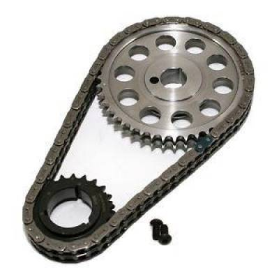 "SA Gear - Dynagear - SA GEAR 78530TR Billet Gear Timing Chain Set Ford 429 460 .250"" Double Roller"