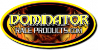 Dominator Race Products - 10 Piece Injection Molded Black Body Allen Head Bolt Kit Sport Mod Modified IMCA