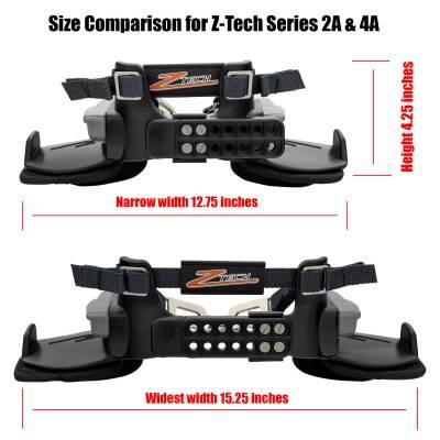 Zamp - ZAMP NT002003 Z-Tech 2A Head & Neck Restraint SFI 38.1 Z-Sports IMCA USRA WoO - Image 2