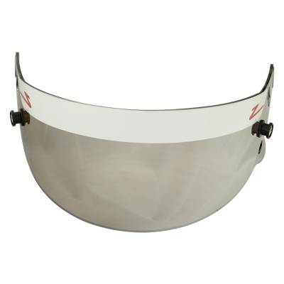 Safety & Seats - Helmet Shields & Accessories - Zamp - ZAMP HASZ20SM Z-20 Series Silver Mirror Shield (Snell SA Only) Z-Sports