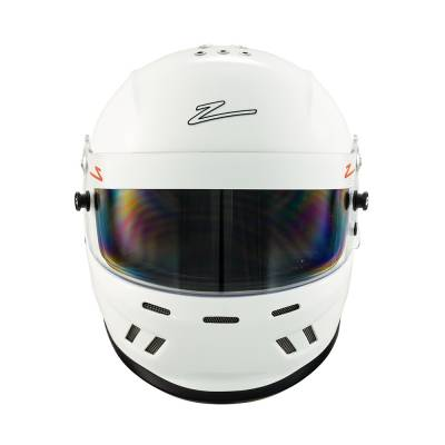 Zamp - ZAMP RZ-37Y White SFI 24.1 Youth Helmet