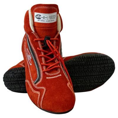 Zamp - ZAMP ZR-30 SFI 3.3/5 Race Shoe Red Size 9 RS00100209