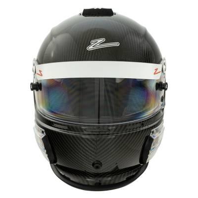 Zamp - ZAMP H741CB3S RZ-44C DIRT Carbon Snell SA2015 Helmet Small