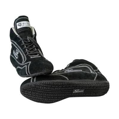 Zamp - ZAMP ZR-30 SFI 3.3/5 Race Shoe Black Size 14 RS00100314