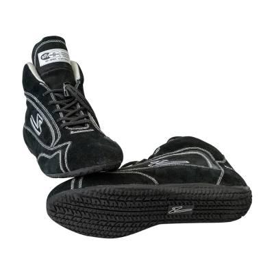 Zamp - ZAMP ZR-30 SFI 3.3/5 Race Shoe Black Size 14 RS00100314