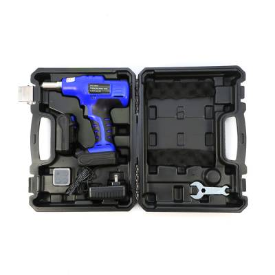 """Assault Racing Products - 14.4 Volt Li-ion Cordless Puller Rivet Gun Tool Set 1/8 3/32 5/32 3/16"""" Rivets - Image 3"""