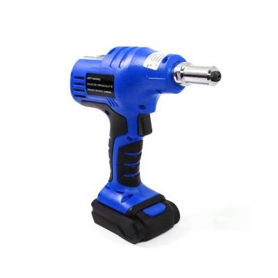 """Assault Racing Products - 14.4 Volt Li-ion Cordless Puller Rivet Gun Tool Set 1/8 3/32 5/32 3/16"""" Rivets - Image 2"""