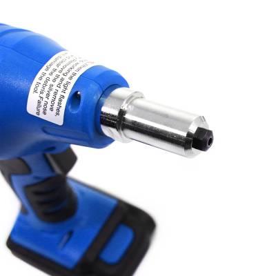 """Assault Racing Products - 14.4 Volt Li-ion Cordless Puller Rivet Gun Tool Set 1/8 3/32 5/32 3/16"""" Rivets - Image 6"""