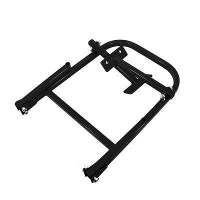 Tools, Shop & Pit Equipment - Engine Stands - Assault Racing Products - 1958-Up Chevy Small Block V8 Folding Engine Stand 283 327 350 400 SBC Black