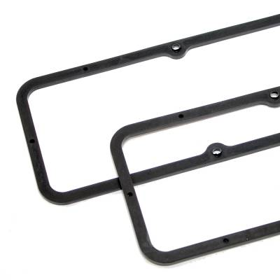 Assault Racing Products - 55-86 SBC Chevy Reusable Steel Core Valve Cover Gaskets 283 305 327 350 400 - Image 2
