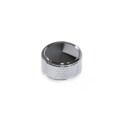 Air Filters & Cold Air Intakes - Air Cleaner Assemblies & Accessories - Assault Racing Products - Aluminum Knurled Chrome Air Cleaner Nut 1/4-20 HotRod Show Car Chevy Ford Mopar