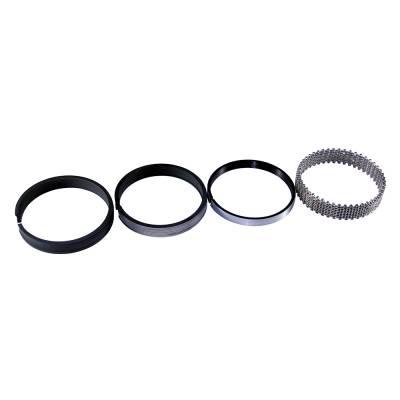 "Pistons & Rings - Piston Rings - Speed Pro - 4.030"" Bore 5/64""-3/16"" Plasma Moly file fit piston rings"