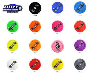 Circle Track - Wheel Covers & Rings - Dirt Defender - Dirt Defender Non-Vented Wheel Covers