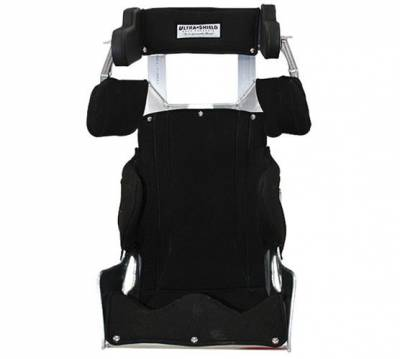"""Ultra Shield Race Products - 15"""" Ultra-Shield Economy Full Containment Seat With Cover"""