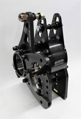Steering & Suspension - Wehrs Machine - Wehrs Machine WM200CNDS-H-0 LR Brake Combo Double Shear Suspension Cage Heavy with Zero Index