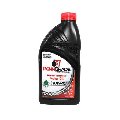 Oil, Fuel, Fluids, & Cleaners - Engine Oil - PennGrade Motor Oil - Penn Grade10W-40 Racing Motor Oil