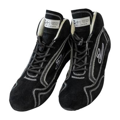 Zamp - ZAMP ZR-30 SFI 3.3/5 Race Shoe Black Size 13 RS00100313