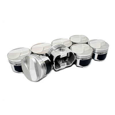 Wiseco - Wiseco PTS514A3 Pro Tru Pistons Big Block Chevy 454 Hollow Dome .30 Over Bore