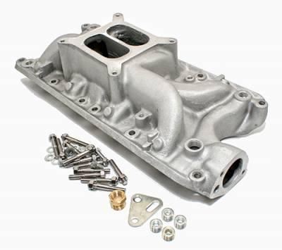 SBF Small Block Ford 302 347 5.0L Dual Plane Performer Aluminum Intake Manifold