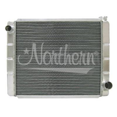 "Northern Radiator - 26"" X 19"" Northern Race Pro Aluminum Radiator- 2 Row"