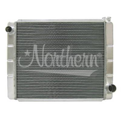 "Cooling - Radiators - Northern Radiator - 28"" X 19"" Northern Race Pro Aluminum Radiator- 2 Row"