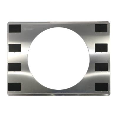 """Assault Racing Products - 18-3/4"""" x 25-3/4"""" Universal Aluminum 16"""" Fan Shroud Fits 31"""" Radiator Chevy Ford - Image 2"""