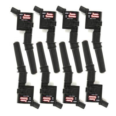 Ignition & Electrical - Ignition Coils - Pertronix Performance Products - PerTronix 30728 Flame-Thrower Coils 98-09 Ford 4.6L/5.4L/6.8L 2-Valve COP Qty 8