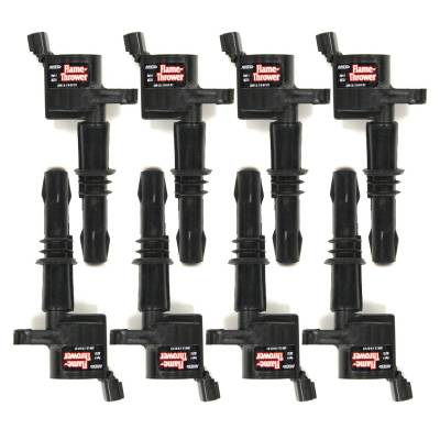 Ignition & Electrical - Ignition Coils - Pertronix Performance Products - PerTronix 30738 Flame-Thrower Coils 2004-2008 Ford4.6L/5.4L 3-Valve COP Set of 8