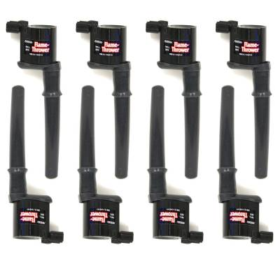 Ignition & Electrical - Ignition Coils - Pertronix Performance Products - PerTronix 30748 Flame-Thrower Coils 97-09 Ford 4.6L/5.4L 4-Valve COP Set of 8