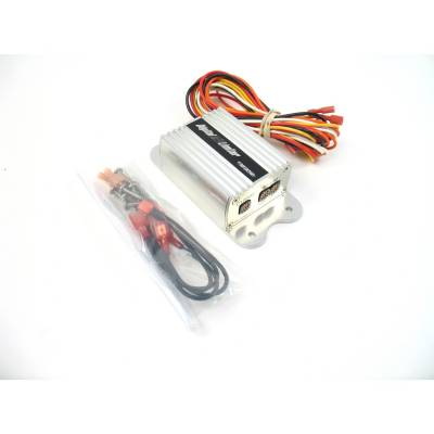 Ignition Boxes, Modules & Rev Limiters - Rev-Limiters & RPM Module Selectors - Pertronix Performance Products - PerTronix 600 Flamethrower Universal Adjustable Digital REV Limiter Limiting Box