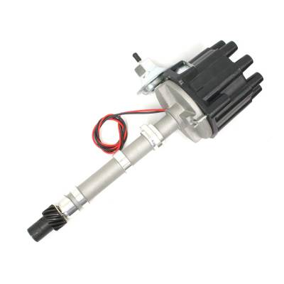 Distributors & Components - Distributors - Pertronix Performance Products - Pertronix D104600 Stock Look Distributor Chevy SBC BBC w/ Ignitor I Ignition