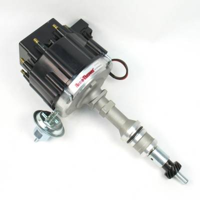 Distributors & Components - Distributors - Pertronix Performance Products - Flame-Thrower D1350 Ford 260 289 302 SBF Windsor Street Strip HEI Distributor
