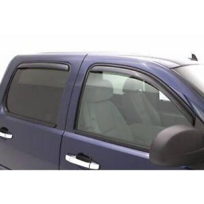Car Accessories - Auto Ventshade - AVS 194268 In-Channel Ventvisor Window Deflector 2018-2019 Honda Accord Sedan