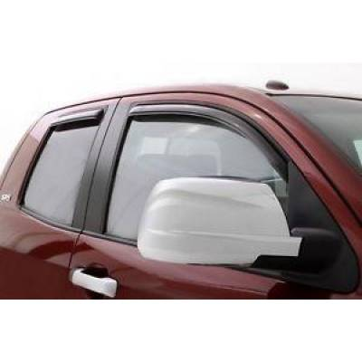 SUV Accessories - Auto Ventshade - AVS 194276 In-Channel Ventvisor Window Deflector 4Pc 2017-2018 Honda Ridgeline