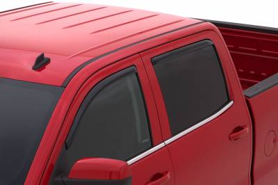 SUV Accessories - Auto Ventshade - AVS 194266 In-Channel Ventvisor Window Deflector for 2019-2020 Nissan Pathfinder
